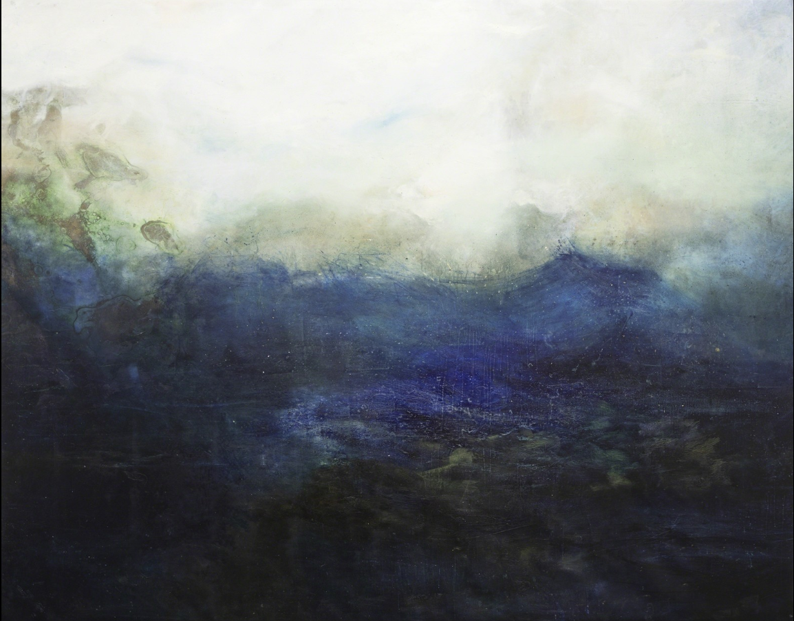 Untitled 2018 Oil on canvas 220 × 280 cm