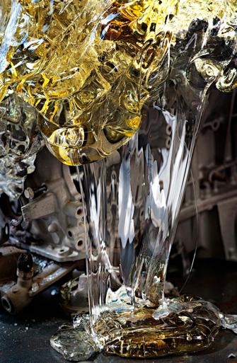 PQ_10 2015 Aluminium composite panel, 9-color HQ inkjet photo print, gloss acrylic glass 200 x 150 cm