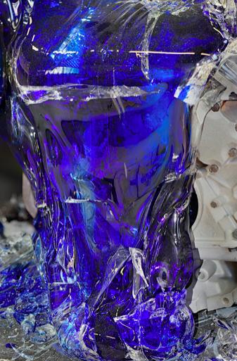 PQ_02 2015 Aluminium composite panel, 9-color HQ inkjet photo print, gloss acrylic glass 230 x 150 cm