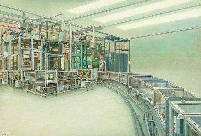 Fuel Tablets Production